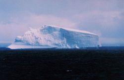 An iceberg off the Antarctic Peninsula Photo