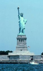 The Statue of Liberty, New York Harbor Photo