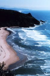 Cascade Head near Lincoln City. Photo