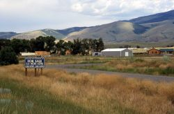 Lots for sale/construction in Paradise Valley, Montana Photo