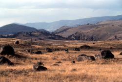 Glacial erratics - Geology - Glacial Photo