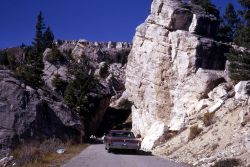 The Hoodoos - Geology Photo