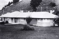 H W Child's House in Mammoth designed by Robert Reimer, built in 1908 Photo