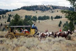 Stagecoach from Roosevelt Photo