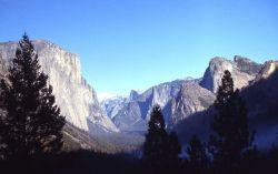 Yosemite Valley, Yosemite National Park Photo