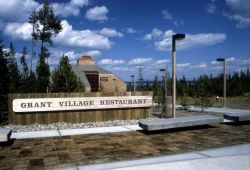 Grant Village restaurant Photo