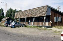 Lake Lodge cabin Photo