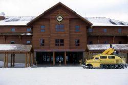 Old Faithful Snow Lodge Photo