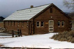Yellowstone Institute building Photo