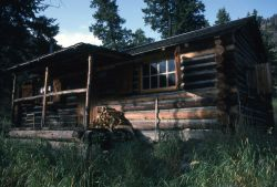 Blacktail patrol cabin Photo