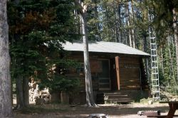 Trail Creek patrol cabin Photo