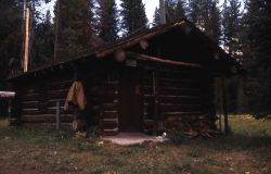 Harebell patrol cabin Photo