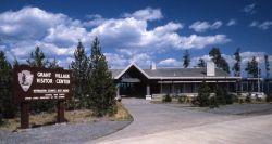 Grant Village Visitor Center Photo