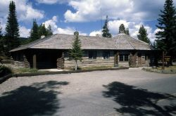 Renovated Lake Ranger Station Photo