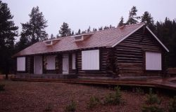 Museum of the National Park Ranger (old Norris soldier station) Photo