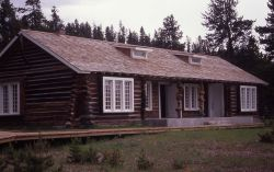 Museum of the Nationa Park Ranger (old Norris soldier station) Photo
