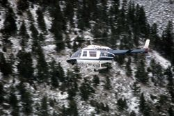 Helicopter used in a search & rescue (for Rich Holt) Photo