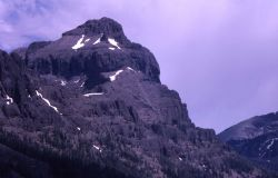 Amphitheater Mountain Image