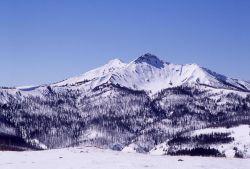 Saddle Mountain Photo