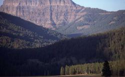 Round Prairie & Amphitheater Mountain Photo