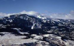 Sepulcher Mountain & Electric Peak Photo