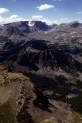 Beartooth Mountains Photo
