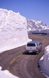 Bar drift on Beartooth Highway Photo