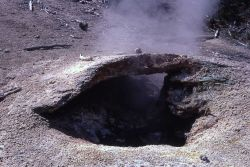 Arch Steam Vent prior to collapse Image