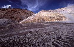 Sulfur Mountain - Mud Volcano area Photo