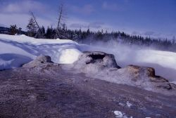 Union Geyser - Shoshone Lake Geyser Basin Photo