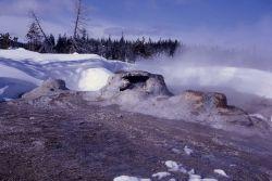 Union Geyser - Shoshone Lake Geyser Basin Photo