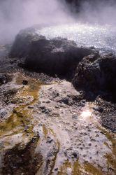 Punch Bowl Spring - Upper Geyser Basin Photo