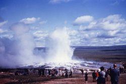 Geysir - Iceland Photo