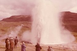 The Geyser Sool - Iceland Photo