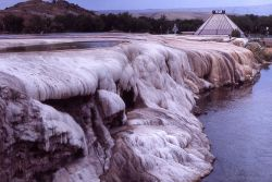 Thermopolis Hot Springs, Wyoming Photo