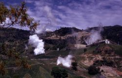 The Geysers - Sonoma Co., California Photo