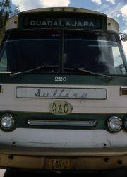 Mexican tour bus Photo