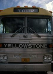 Yellowstone Park Company bus Photo