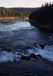 Yellowstone River Photo