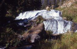 Boundary Creek Falls Photo