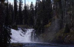 Lewis Falls Photo