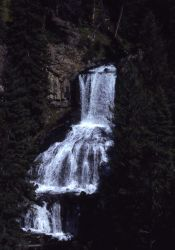 Undine Falls Photo