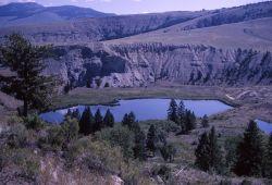 Slide Lake Photo
