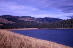 Cascade Lake Photo