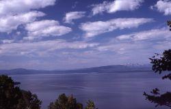 Yellowstone Lake Photo