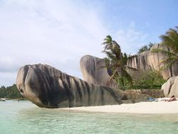 Seychelles Beach - Southeast Africa Photo