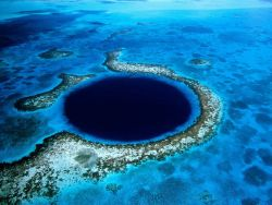 Great Blue Hole, Belize Photo
