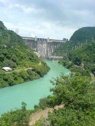 Bhakra Nangal Dam, Himachal Pradesh Photo
