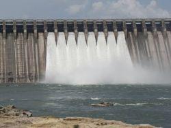 Nagarjuna Sagar Dam, Andhra Pradesh Photo