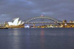 Sydney Harbour Bridge - Australia Photo